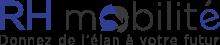 logo RH Mobilité, cabinet conseil en Ressources Humaines basé à Daoulas, près de Brest